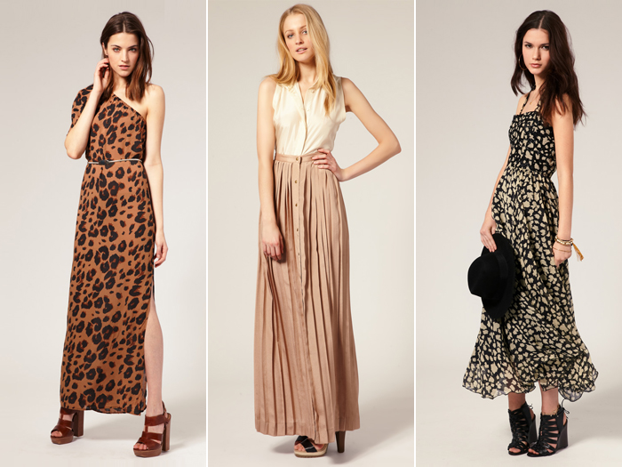 Lastest  Maxi Dress For Women  Women39s BlackPink Maxi Dresses Online In India