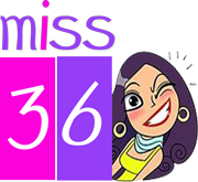 Miss36 Blue White Striped Sweater Mens